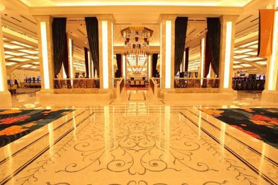 酒店富丽堂皇的大厅-特艺达集团图片